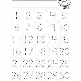 Unusual Preschool Lesson Plans For Numbers 1-10 Trace The Number . Online Personal Background Check Service | T