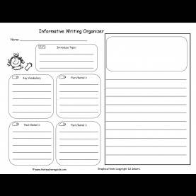 Useful 2Nd Grade Lesson Plans Writing Ccss.Ela-Literacy.W.2.2 Worksh