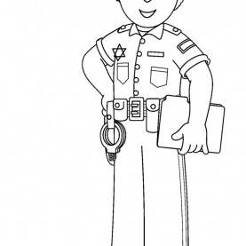 Useful Community Helpers Booklet Printable Community Helper Coloring Pages For Kids | Cool2Bkid