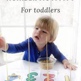 Useful Educational Lessons For Toddlers Counting Activity For Toddlers | Number Activities, Activities An