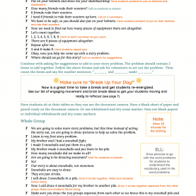 Useful Kindergarten Lesson Plan Math Counting Kindergarten Lesson Plans | Substitute Plans For Kinderga