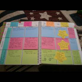 Useful Lesson Plan Book Pinterest Diy Lesson Plan Book (And Pinterest Inspired Presidents) | Th