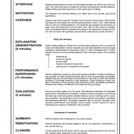 Useful Lesson Plan Sample Evaluation Lesson Plan Outline Sample - Commonpenc