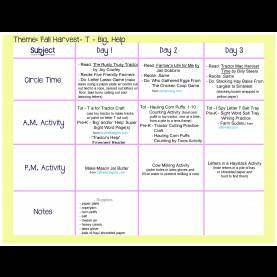 Useful Pre K Themes Lesson Plans My Body Lesson Plans For Preschool - Google Search | Fal