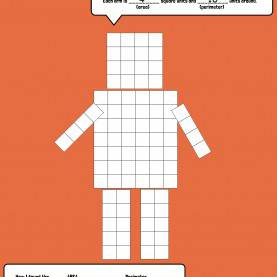 Useful Teaching Area 3Rd Grade Area And Perimeter Robots | Robot, Creativity And Stud