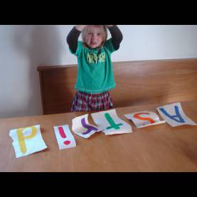 Useful Teaching Two Year Olds How To Get Your Two Year Old To Spell Her Name Before She Turn