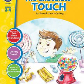 Useful The Chocolate Touch Lesson Plans The Chocolate Touch - Novel Study Guide - Grades 3 To 4 - Prin