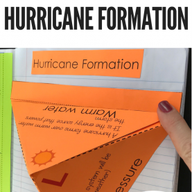Valuable 3Rd Grade Lesson Plan On Hurricanes Weather Interactive Notebook Pages | Science Notebooks, Worksheet