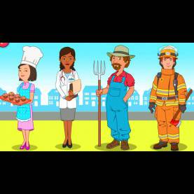 Valuable Community Helpers Pictures For Kids Baby Learn About Professions: Community Helpers - Educational Ap