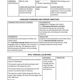 Valuable English Language Development Lessons Lesson Plans €? Mr. Wittman'S W