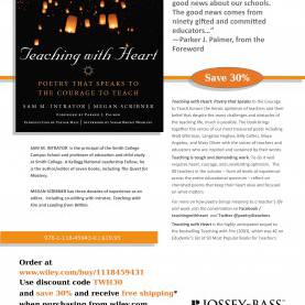 Valuable High School English Lesson Plans Poetry Teaching With Heart: Poetry That Speaks To The Courage To Teac