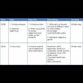 Valuable How To Make A Good Lesson Plan Nice To Meet You Blogger...: Lesson