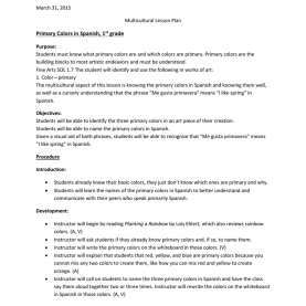 Valuable How To Make A Lesson Plan Multicultural 009996095_1-439C8C7485636Df15C2E4B072Ff5E4B7