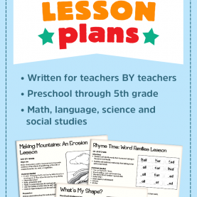 Valuable Language Lesson Plans For Preschoolers Look To Lakeshore For Free Lesson Plans For Language, Mat