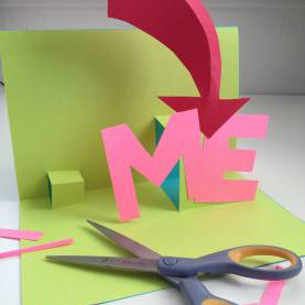 Valuable Lesson Plan Pop Up Book Art Lesson: My Life Pop-Up Book | Art For Elementary Teac