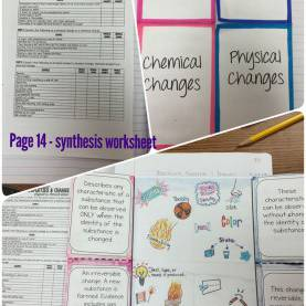 Valuable Physical Science Lesson Plans For Middle School 17 Best Images About Matter And Interaction/heat On Pinteres