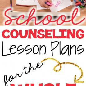 Valuable Pre-K Guidance Lesson Plans Ultimate Elementary School Counseling Classroom Guidance Lesso