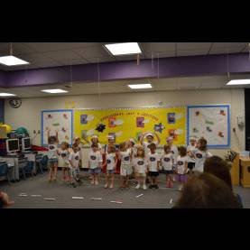 Valuable Preschool Career Theme Tots Hold Graduation Ceremony At Career Institute Of Technology'