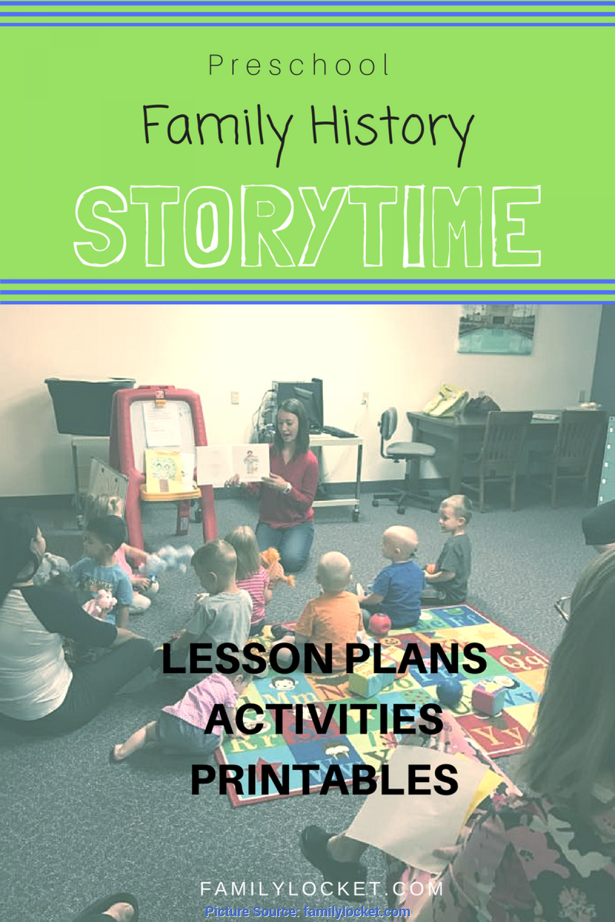 Top Preschool History Lesson Plans Family History Storytime €? Preschool Books And Lesson Plan