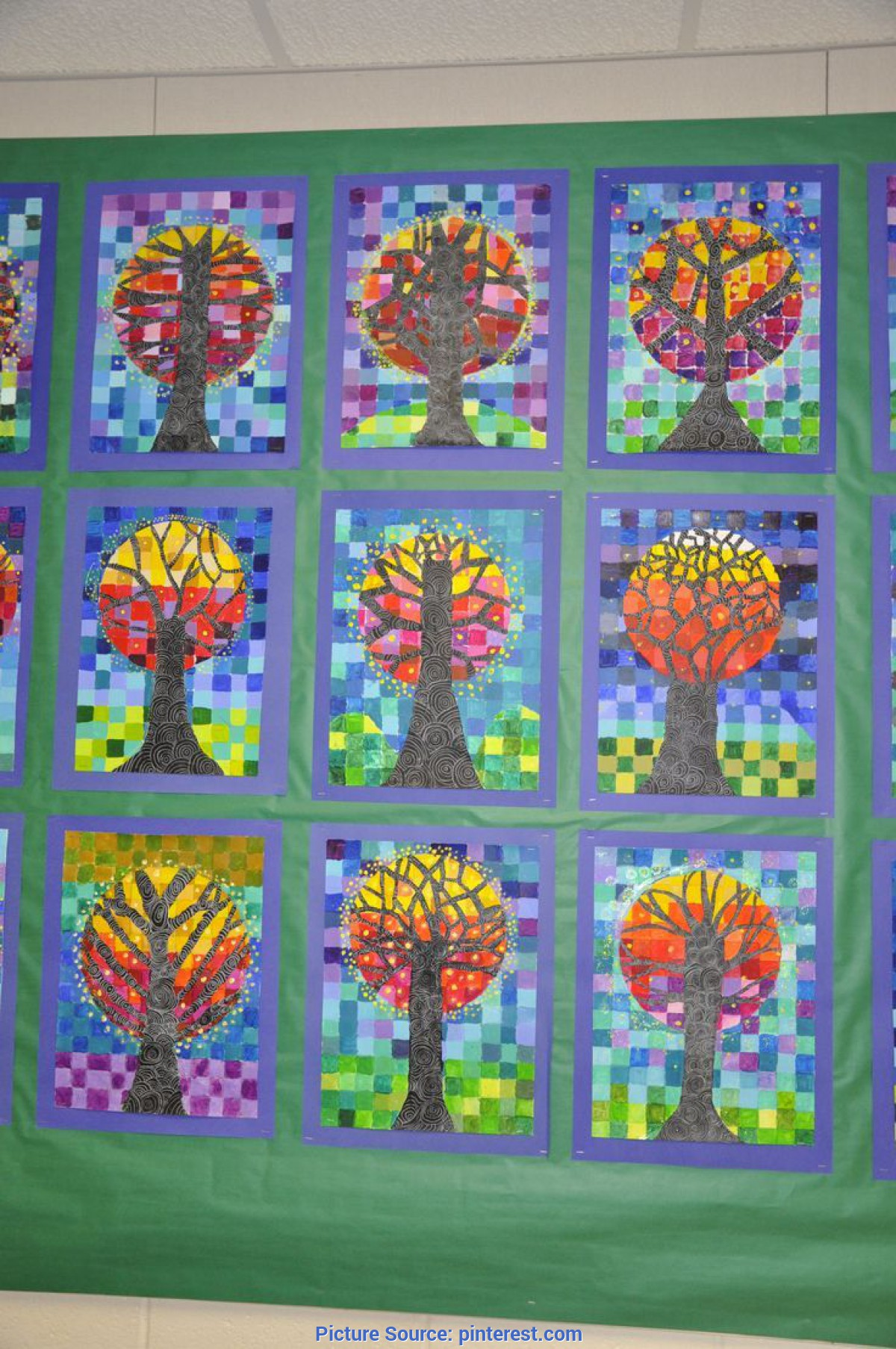 Typical Grade School Art Projects Image Result For Fall Art Projects For Elementary Students   Ar