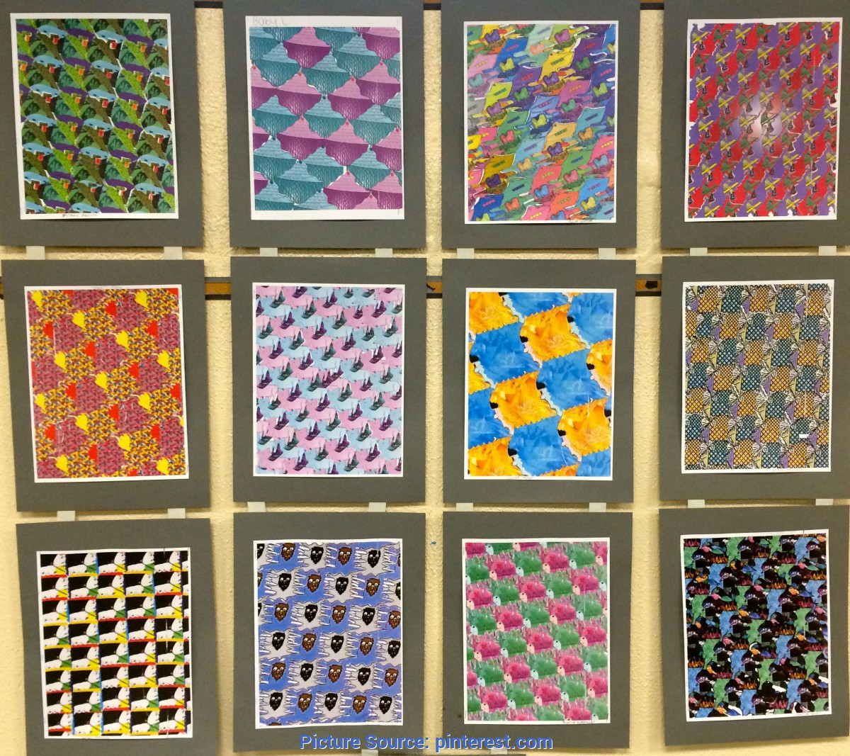Typical Simple Art Projects For Middle School Students Middle School Art Kids Having Fun - Google Search | 7Th Grad