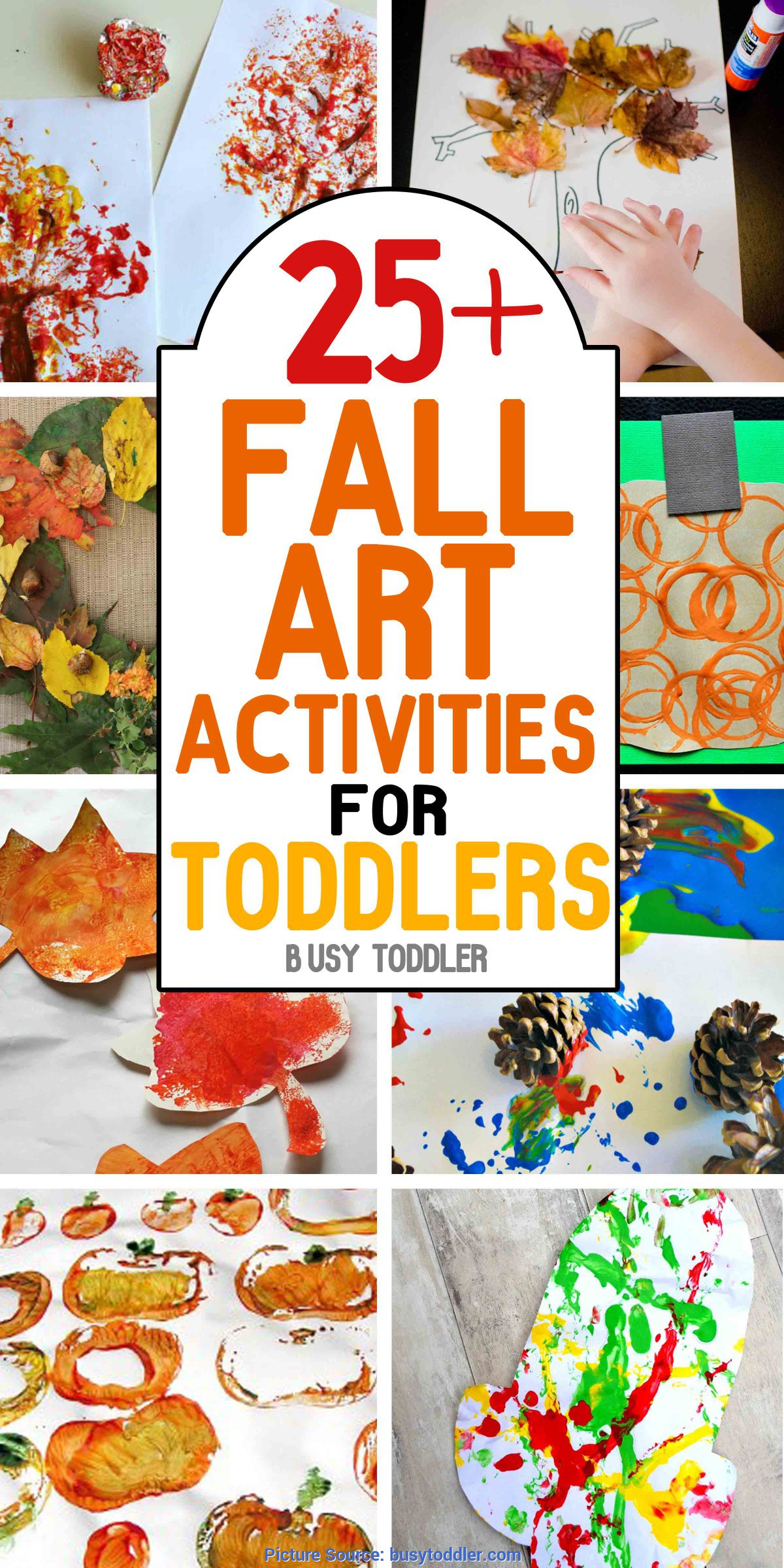 Unusual Autumn Art For Toddlers 50+ Awesome Fall Activities For Toddlers - Busy Tod