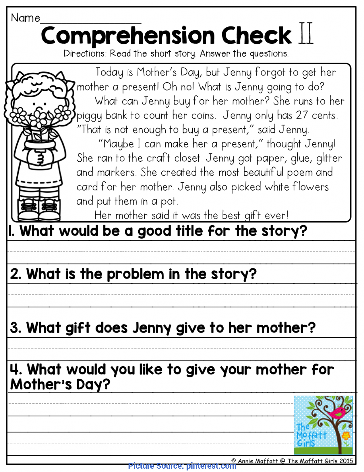 Inference Worksheets   Inference Lessons   Pinterest ...
